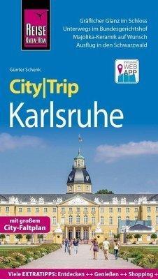 Karlsruhe CityTrip (język niemiecki) PRZEWODNIK TURYSTYCZNY Travel Know-How