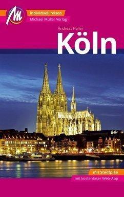 KOLONIA (język niemiecki) PRZEWODNIK TURYSTYCZNY Michael Müller Verlag