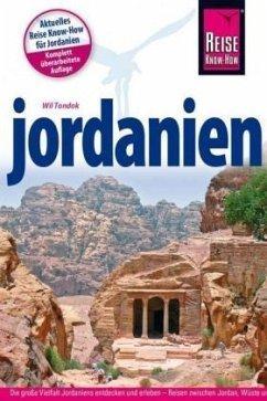 JORDANIA przewodnik turystyczny (język niemiecki) Reise-Know-How Verlag