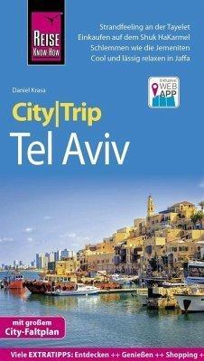 TEL AVIV CityTrip (język niemiecki) PRZEWODNIK TURYSTYCZNY Travel Know-How