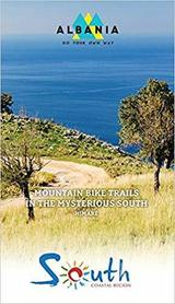 Himare - Mountain Bike Trails in the mysterious South - Albania (GUIDE + MAP) 1:60.000 VEKTOR ALBANIA