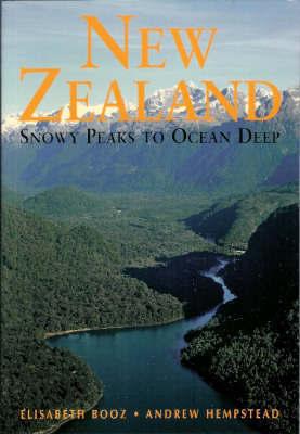 NOWA ZELANDIA (ANG) przewodnik turystyczny Odyssey Publications