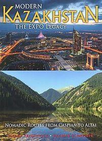 KAZACHSTAN (ANG) przewodnik turystyczny Odyssey Publications 2019