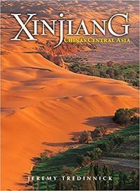 Xinjiang Chinas Central Asia (ANG) przewodnik turystyczny Odyssey Publications