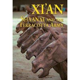 XIAN (ANG) przewodnik turystyczny Odyssey Publications