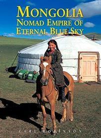 MONGOLIA (ANG) przewodnik turystyczny Odyssey Publications