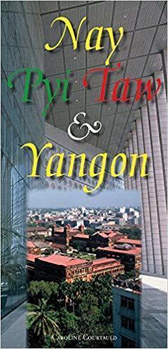 Nay Pyi Taw & Yangon - Myanmar mapa 1:60.000-1:27.500 Odyssey Publications