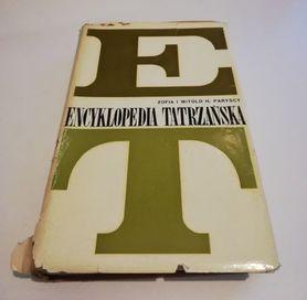 ENCYKLOPEDIA TATRZAŃSKA ZOFIA I WITOLD H. PARYSCY