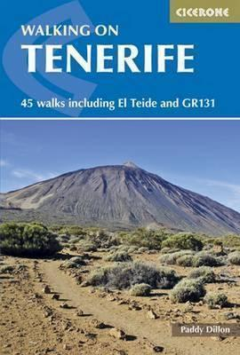 WALKING IN TENERIFE przewodnik CICERONE