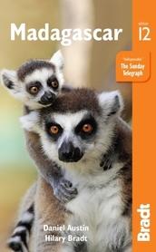 MADAGASKAR przewodnik turystyczny BRADT 2017