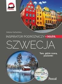 SZWECJA Inspirator Podróżniczy PRZEWODNIK PASCAL 2019
