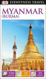 MYANMAR BIRMA przewodnik DK 2016