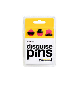DISGUISE PUSH PINS PINEZKI DO TABLICY KORKOWEJ SUCKUK