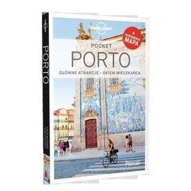 PORTO POCKET przewodnik + mapa LONELY PLANET PASCAL 2019
