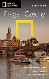 PRAGA I CZECHY przewodnik NATIONAL GEOGRAPHIC 2019