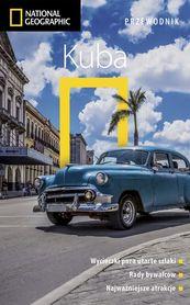KUBA przewodnik NATIONAL GEOGRAPHIC 2019