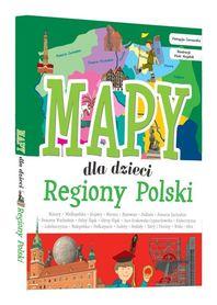 REGIONY POLSKI Mapy dla dzieci SBM