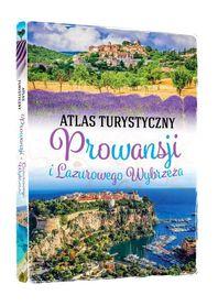 Atlas turystyczny Prowansji i Lazurowego Wybrzeża SBM 2019