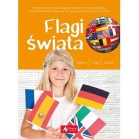 FLAGI ŚWIATA Iwona Czarkowska DRAGON 2019