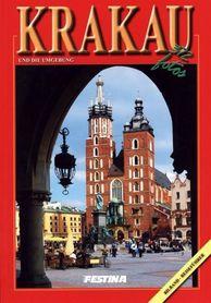 KRAKÓW I OKOLICE album 372 fotografii FESTINA j. niemiecki