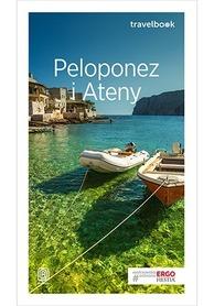 PELOPONEZ I ATENY - TRAVELBOOK przewodnik turystyczny BEZDROŻA 2019