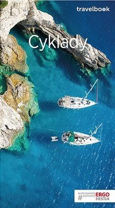 CYKLADY - TRAVELBOOK przewodnik turystyczny BEZDROŻA 2019