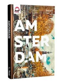 AMSTERDAM Pascal My Travel przewodnik turystyczny PASCAL 2019