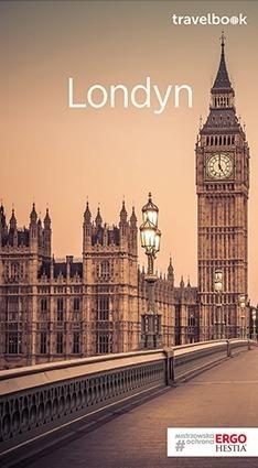 LONDYN przewodnik TRAVELBOOK BEZDROŻA 2019
