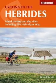 HEBRYDY Cycling in the Hebrides przewodnik CICERONE