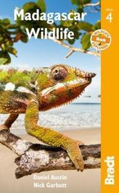 MADAGASKAR WILDLIFE przewodnik turystyczny BRADT 2017