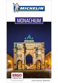 MONACHIUM przewodnik Michelin BEZDROŻA 2019