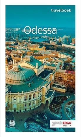 ODESSA przewodnik Travelbook BEZDROŻA 2019