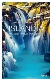 ISLANDIA przewodnik LONELY PLANET PASCAL 2019