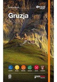 GRUZJA Travel&Style przewodnik turytsyczny BEZDROŻA 2019