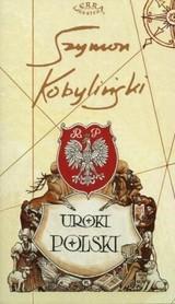 UROKI POLSKI mapa malowana Szymon Kobyliński TERRA NOSTRA
