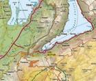 WYBRZEŻE CZARNOGÓRY mapa turystyczna 1:100 000 KARTOGRAFIJA (3)