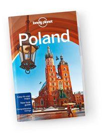 POLSKA POLAND przewodnik LONELY PLANET