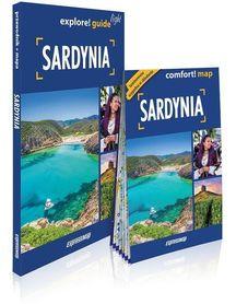 SARDYNIA explore! guide LIGHT przewodnik z mapą EXPRESSMAP 2019