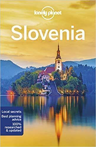 SŁOWENIA przewodnik turystyczny LONELY PLANET (1)