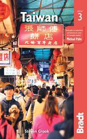 TAJWAN TAIWAN przewodnik BRADT WYD 3 2019