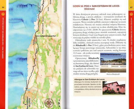 CAMINO DEL NORTE Z Irun do Santiago de Compostela WYD. SALWATOR (2)