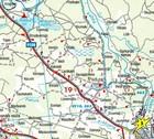 ŁOTWA ZACHODNIA I WSCHODNIA KOMPLET 2 MAPY ROWEROWE + INFORMATOR 1:150 000 FREYTAG & BERNDT (4)