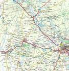 ŁOTWA ZACHODNIA I WSCHODNIA KOMPLET 2 MAPY ROWEROWE + INFORMATOR 1:150 000 FREYTAG & BERNDT (5)