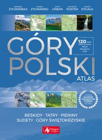 GÓRY POLSKI ATLAS wyd. DRAGON 2018