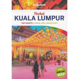 KUALA LUMPUR W.2 Pocket przewodnik LONELY PLANET 2017