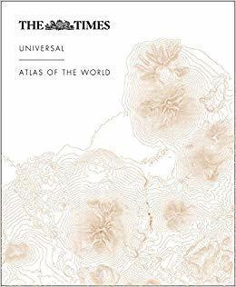 ATLAS ŚWIATA The Times Universal Atlas of the World 2019