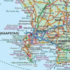 SOUTH AFRICA AFRYKA POŁUDNIOWA mapa 1:1 350 000 ITMB (4)
