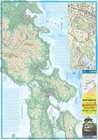 JAPONIA POŁUDNIOWA Railway & Road mapa wodoodporna 1:670 000 ITMB (4)