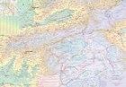 TADŻYKISTAN KIRGISTAN mapa 1:850 000  ITMB 2020 (3)