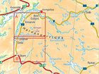 PARK NARODOWY HARDANGERVIDDA ZACHÓD wodoodporna mapa turystyczna 1:50 000 PHONEMAPS (2)